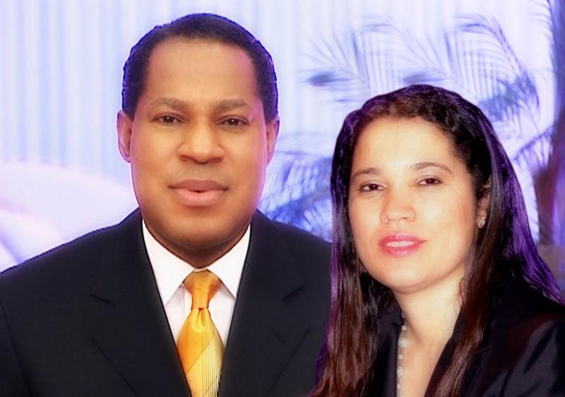 chris oyakhilome and wife