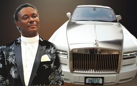 Chris Okotie 411vibes