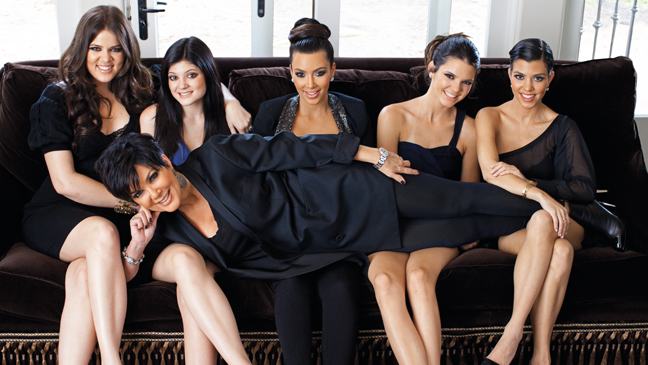 Kardashians before plastic surgery  _411vibes