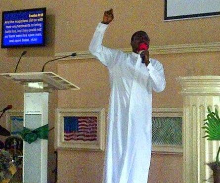 Pastor  Tunde - ebola 411vibes