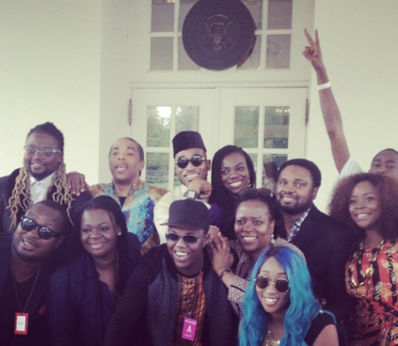 celebs at white house 411vibes