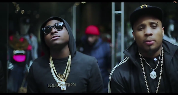 Davido-and-Sina-Rambo-in-Wa-ba-mi-la-video