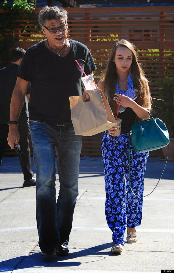 See the 57 year old Hollywood actor dating 18 year old girl [See Photos] 411vibes