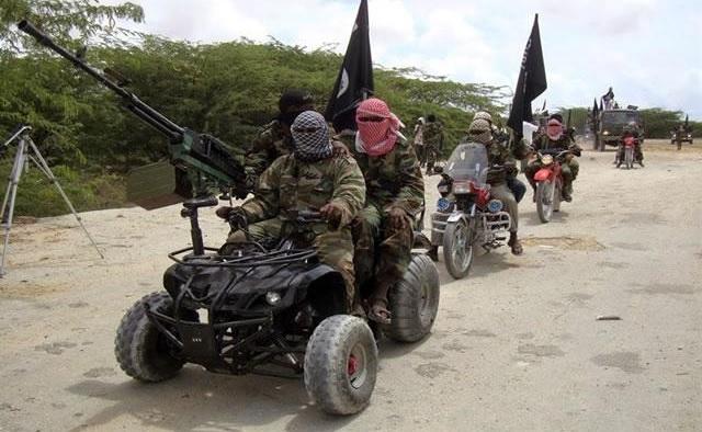 Nigerian Army & civilians fleeing from boko haram 411vibes