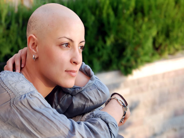 8 signs you might get cancer soon - girl with cancer 411vibes