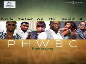 CHOCOLATE CITY PRESENTS THE PHWBC Theme Song  As part of the activities to celebrate the selection of Port Harcourt as the World Book Ca