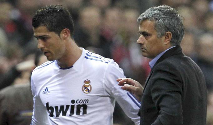 Cristiano Ronaldo Fights Jose Mourinho 411vibes