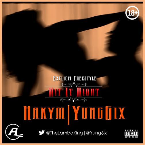 Hakym-Hit-It-Right-Art