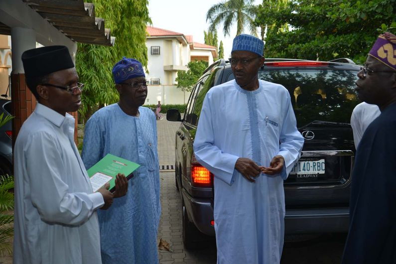 Prominent Nigerians who have refused to congratulate Buhari