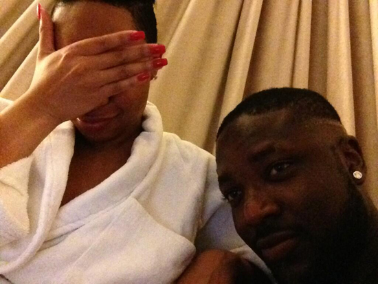 Elikem and Pokello break up  pokello-elikem-break-up-411vibes