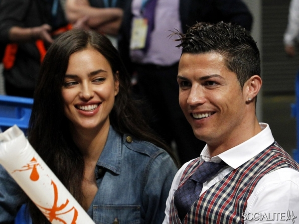 Cristiano Ronaldo and Irina ends relationship