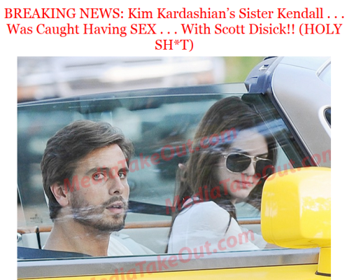 Kendall caught having sex with Scott Disick theinfong.com