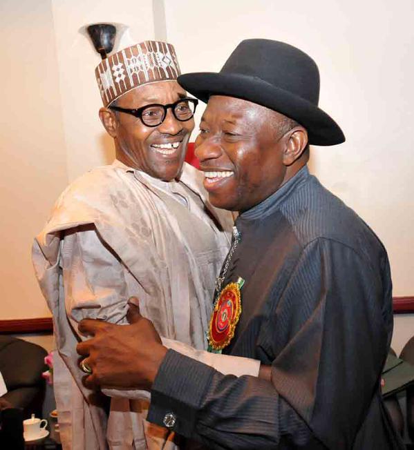 Jonathan - Buhari