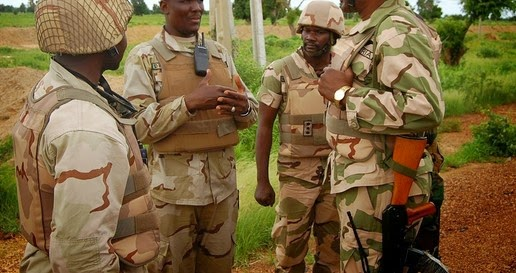 nigerian-army-theinfong.com - open letter army officers wrote to president Jonathan