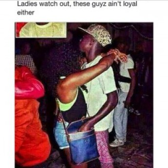 See what Nigerian guys do to women in night clubs