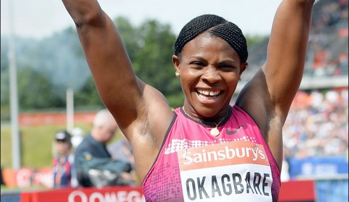 See what Blessing Okagbare said about president Jonathan again...