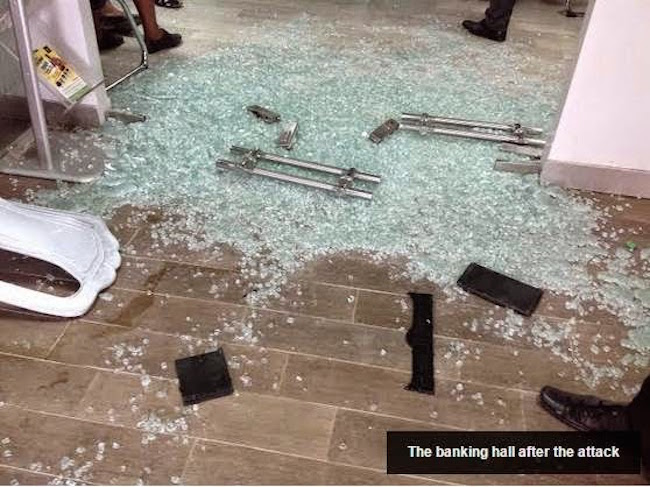 Revealed- How the Lekki robbery attack took place & how the bandits struck theinfong.com-650x487