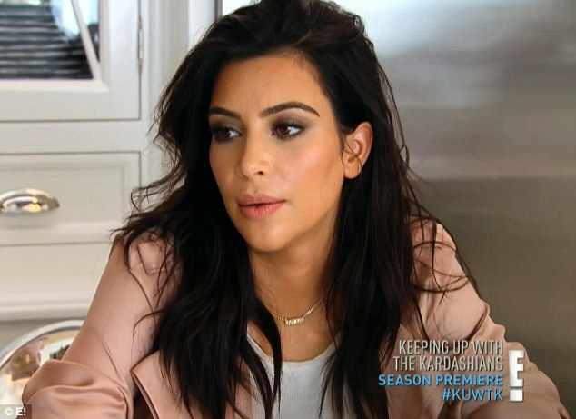 Kim Kardashian (Photo Credit - E!Online)