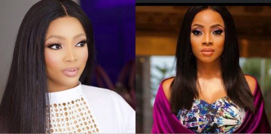 'Cooking is not for me because i hate sweating' -Toke Makinwa confesses