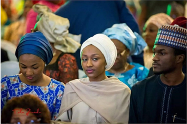 Buhari's children