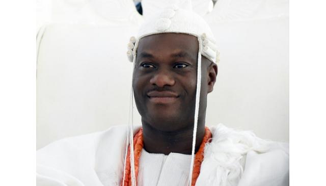 Influential People Ooni of Ife 'Oba Ogunwusi' has visited