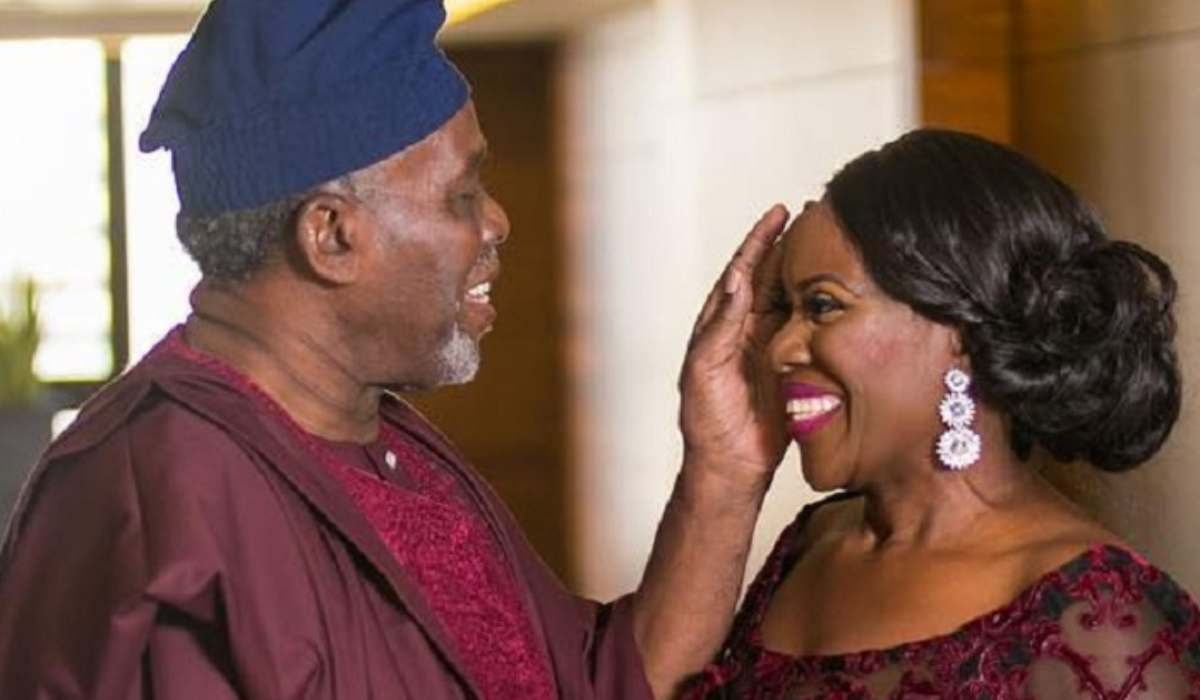 "Joke Silva reveals she and her husband Olu Jacobs still ""do the do"" (Video)"