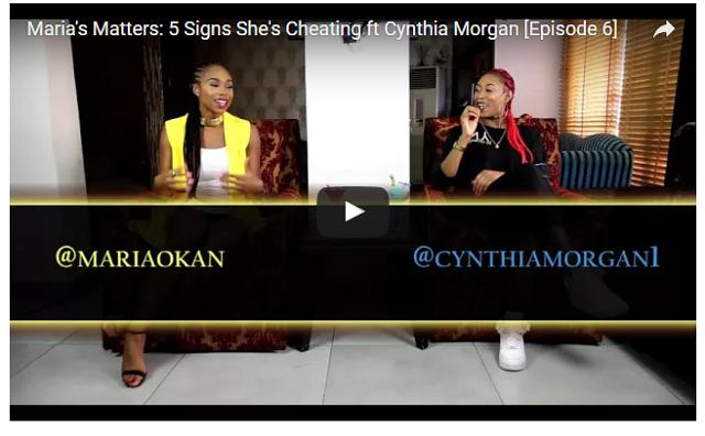 Maria-Okan-Cynthia-Morgan