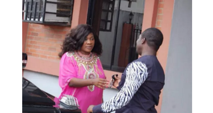 Mercy Johnson is pregnant again theinfong.com 700x373