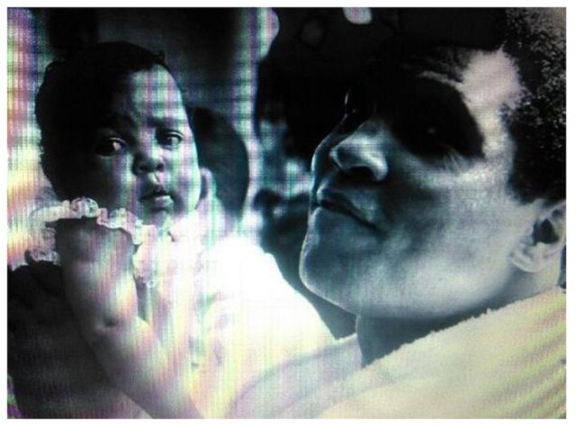Muhammad Ali's secret daughter