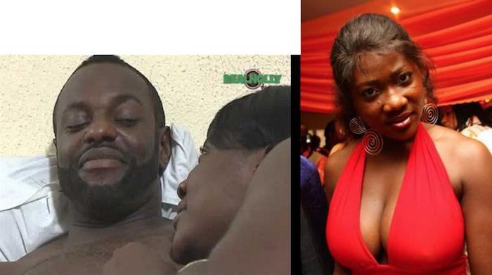 Secret photos of Mercy Johnson that exposed her private body.. theinfong.com 700x391