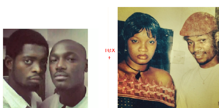 Throwback photos of Nigerian celebs that will help restore your hope in life theinfong.com 700x344