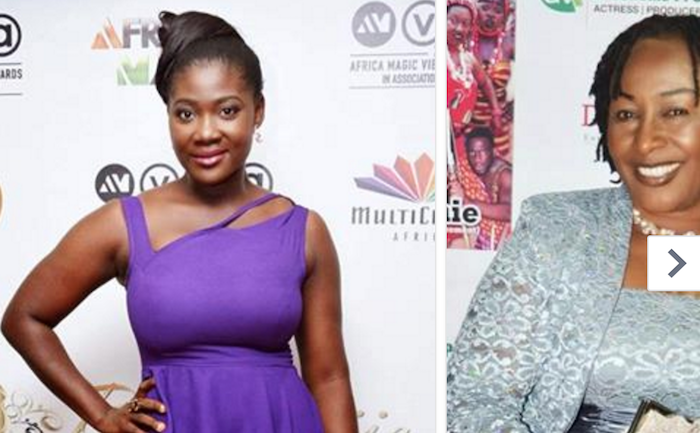 Top 10 highest paid Nollywood actresses of all time  - See who's # 1 theinfong.com 700x433