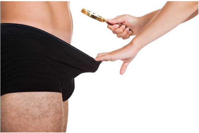 Ladies 4 Ways To Make Your Mans Penis Feel Bigger -4731