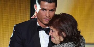 Cristiano Ronaldo's mother hospitalized after suffering a stroke