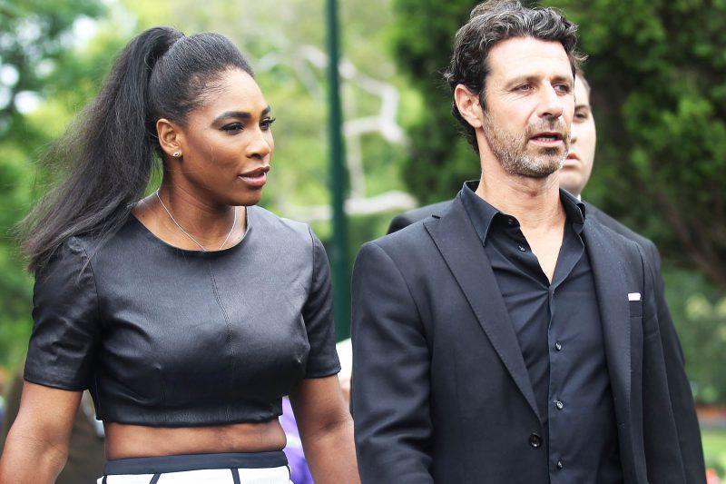 Serena Williams Freund