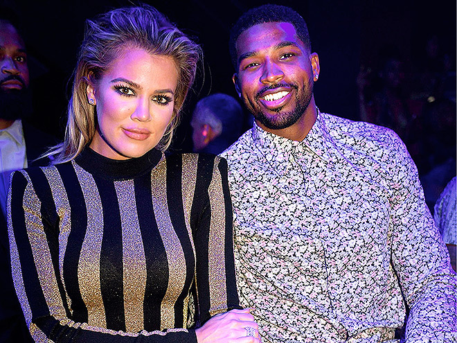 EXCLUSIVE-Miami, FL -9/18/16-Khloe Kardashian And Tristan Thompson at LIV at Fontainebleau -PICTURED: Khloe Kardashian and Tristan Thompson -PHOTO by: Seth Browarnik/startraksphoto.com -SB_1115884 Editorial - Rights Managed Image - Please contact www.startraksphoto.com for licensing fee Startraks Photo New York, NY For licensing please call 212-414-9464 or email sales@startraksphoto.com Image may not be published in any way that is or might be deemed defamatory, libelous, pornographic, or obscene. Please consult our sales department for any clarification or question you may have. Startraks Photo reserves the right to pursue unauthorized users of this image. If you violate our intellectual property you may be liable for actual damages, loss of income, and profits you derive from the use of this image, and where appropriate, the cost of collection and/or statutory damages.