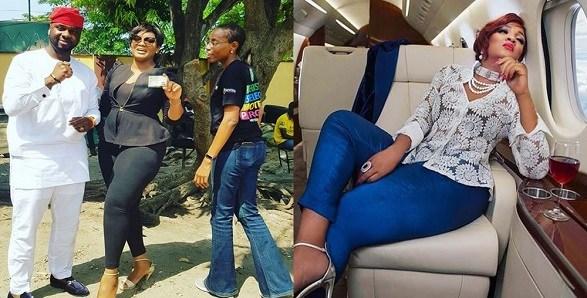 actress omotola jalade-ekeinde gets her PVC