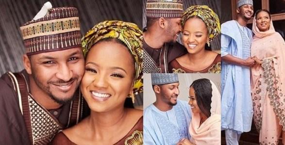 Billionaire daughter, Hauwa Indimi, set to wed Muhammad Yar'Adua (Pre-wedding Photos)