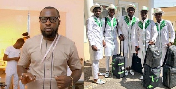 Designer of Super Eagles outfit