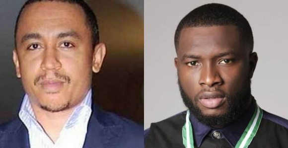 """""""You are so bitter""""- Emmanuel Ikubese blasts Daddy Freeze over post on Ahmed Musa"""