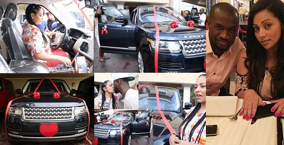 """Why I bought a Range Rover for my wife"" – Peter Okoye (Video)"