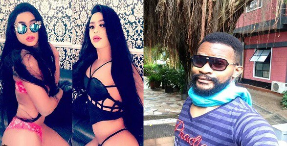 Bobrisky is still trying to locate where his ancestors kept his gender – Uche Maduagwu