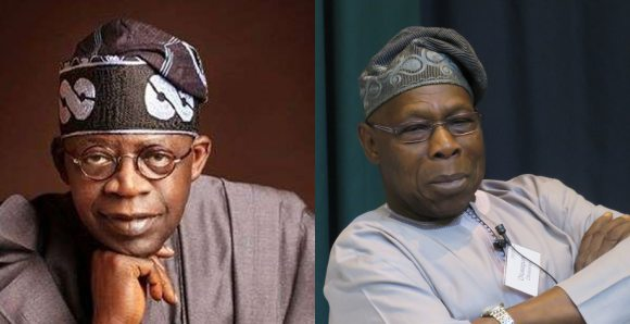 You Are A Busy Body, Mind Your Business – Tinubu To Obasanjo