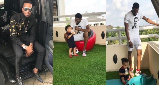 D'banj reportedly Loses 1 Year Old Son Daniel