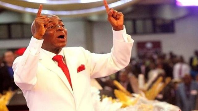 Bishop David Oyedepo spits fire, lays curse on Plateau killers