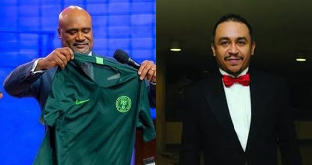 Daddy Freeze Reacts To Nigeria's Exit From World Cup