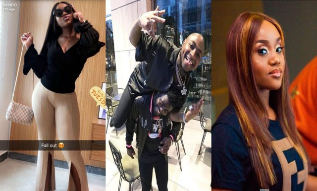 Davido shares Lovely photo of his latest girlfriend, Chioma