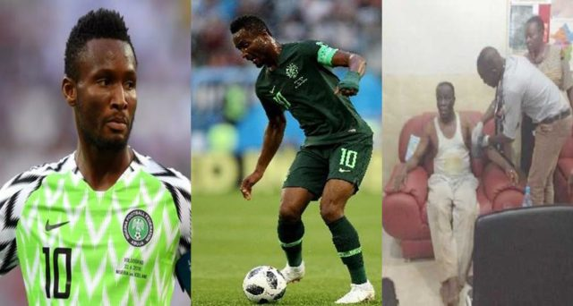 Mikel Obi reveals his father was kidnapped just before the Argentina World Cup clash
