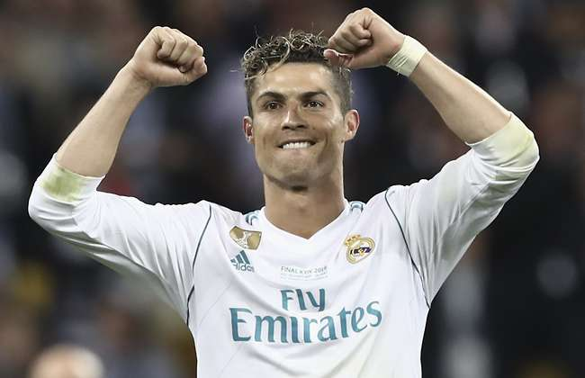 Real Madrid's Cristiano Ronaldo to juventus