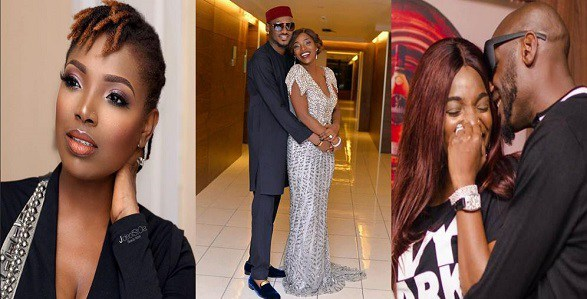 "Every other man I dated was a distraction"" – Annie Idibia talks about loving 2baba"